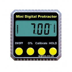 Mini Digital Protractor
