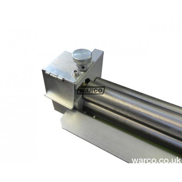 Mini Slip Rolls Sheet Metal Roller Vice Mounted
