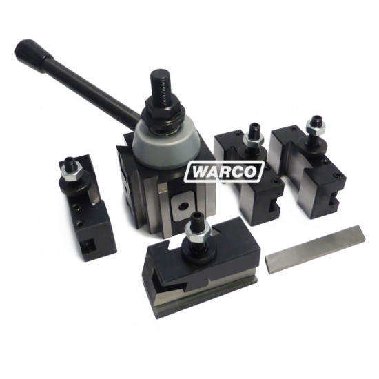 Quick Change Tool Post - 150mm Centre Height