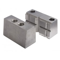 High Jaws for DH-1 Vice - Aluminium