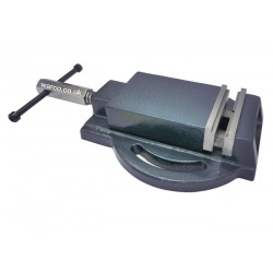 Circular Base Vice - 100mm