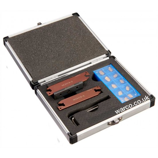 Parting Off / Grooving Tool Set