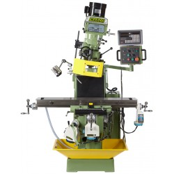 4VS Milling Machine - Turret Mill