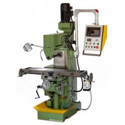 WM 50 Milling Machine - Horizontal & Vertical Mill