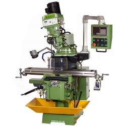 WM 40 Turret Mill - Milling Machine