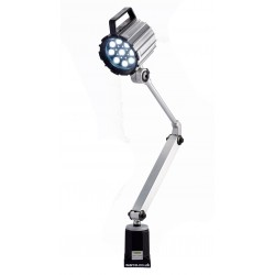 LED Work Light with Articulated Arm