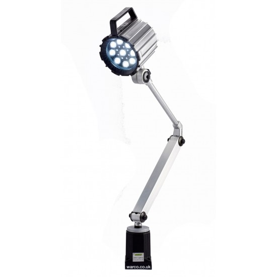 Led Work Light Articulated Industrial Lighting Machine