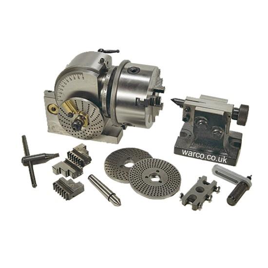 Vertex Semi-Universal Dividing Head BS-1