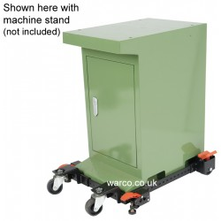 Machine Trolley - Mobile Machinery Base On Castors
