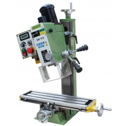WM 14B Milling Machine - Belt Drive Mill