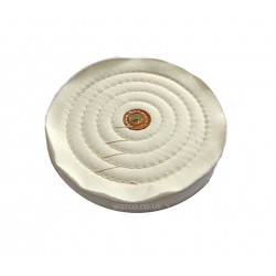 "Polishing Wheel Mop Soft - 8"" Polisher"