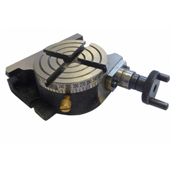 """75mm (3"""") Rotary Table Small Compact"""