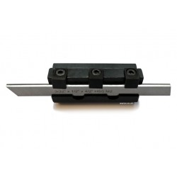 Parting Off Tool - Adjustable Height & Blade