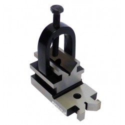 Vee Block Toolmakers Precision With Clamp