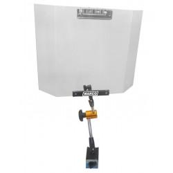 Magnetic Base Safety Shield