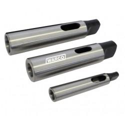 Morse Taper Reducer - 1MT 2MT 3MT 4MT Adapter Sleeve