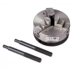 3 Jaw Self Centering Chuck - 45mm for Rotary Tables