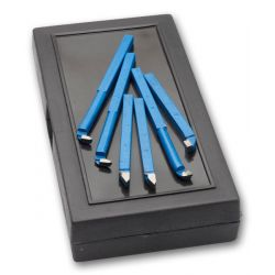 6 Piece Carbide Brazed Tool Set