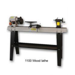 1100 & 1100A Wood Lathe