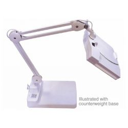 Work Light - Square Lens Magnifier Lighting